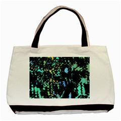Colorful magic Basic Tote Bag (Two Sides)
