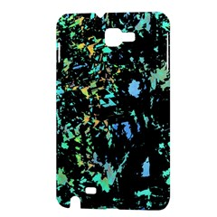Colorful magic Samsung Galaxy Note 1 Hardshell Case