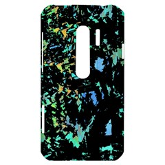 Colorful magic HTC Evo 3D Hardshell Case
