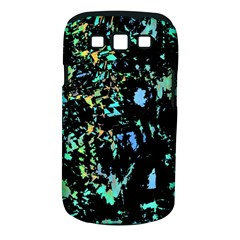 Colorful magic Samsung Galaxy S III Classic Hardshell Case (PC+Silicone)