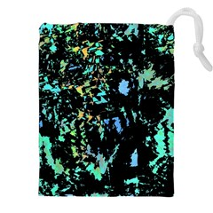 Colorful magic Drawstring Pouches (XXL)