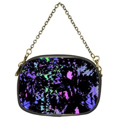 Think blue Chain Purses (One Side)