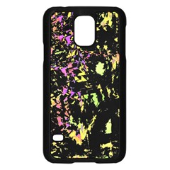 Good mood Samsung Galaxy S5 Case (Black)