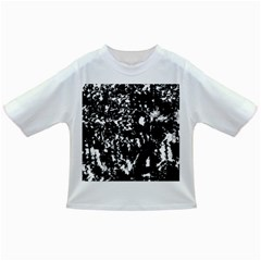 Black and white miracle Infant/Toddler T-Shirts
