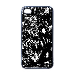 Black and white miracle Apple iPhone 4 Case (Black)