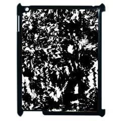 Black and white miracle Apple iPad 2 Case (Black)