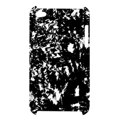 Black and white miracle Apple iPod Touch 4
