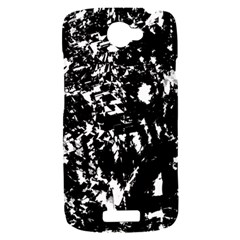 Black and white miracle HTC One S Hardshell Case
