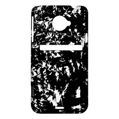 Black and white miracle HTC Evo 4G LTE Hardshell Case