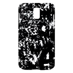 Black and white miracle Samsung Galaxy S II Skyrocket Hardshell Case
