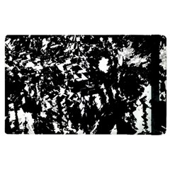 Black and white miracle Apple iPad 3/4 Flip Case
