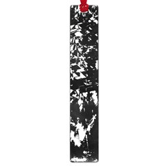 Black and white miracle Large Book Marks