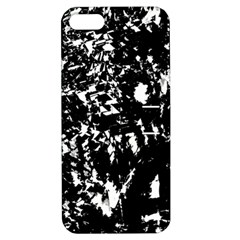 Black and white miracle Apple iPhone 5 Hardshell Case with Stand