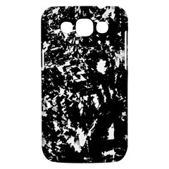 Black and white miracle Samsung Galaxy Win I8550 Hardshell Case
