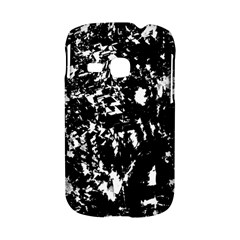 Black and white miracle Samsung Galaxy S6310 Hardshell Case