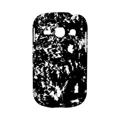 Black and white miracle Samsung Galaxy S6810 Hardshell Case