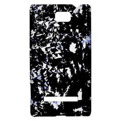 Little bit of blue HTC 8S Hardshell Case