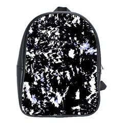 Little bit of blue School Bags (XL)