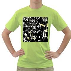 Little bit of yellow Green T-Shirt