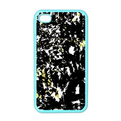 Little bit of yellow Apple iPhone 4 Case (Color)