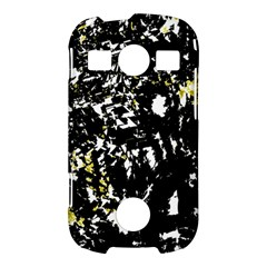 Little bit of yellow Samsung Galaxy S7710 Xcover 2 Hardshell Case