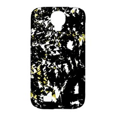 Little bit of yellow Samsung Galaxy S4 Classic Hardshell Case (PC+Silicone)