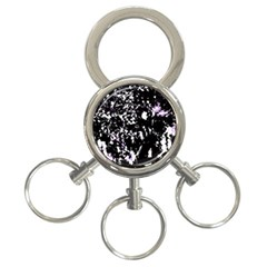 Little bit of purple 3-Ring Key Chains
