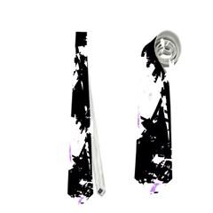 Little bit of purple Neckties (One Side)