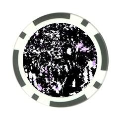 Little bit of purple Poker Chip Card Guards (10 pack)