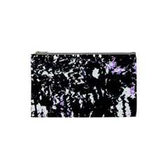 Little bit of purple Cosmetic Bag (Small)