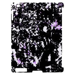 Little bit of purple Apple iPad 2 Hardshell Case (Compatible with Smart Cover)