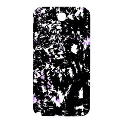 Little bit of purple Samsung Note 2 N7100 Hardshell Back Case