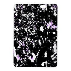 Little bit of purple Kindle Fire HDX 8.9  Hardshell Case