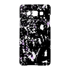 Little bit of purple Samsung Galaxy A5 Hardshell Case