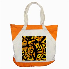 Yellow design Accent Tote Bag