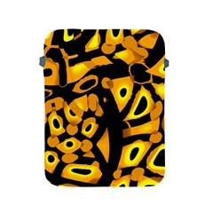 Yellow design Apple iPad 2/3/4 Protective Soft Cases
