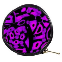 Purple design Mini Makeup Bags