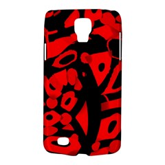 Red design Galaxy S4 Active
