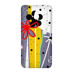 Flowers HTC One Mini (601e) M4 Hardshell Case