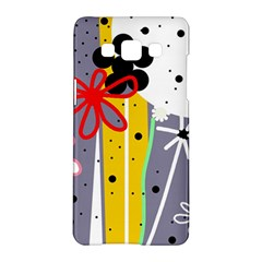 Flowers Samsung Galaxy A5 Hardshell Case