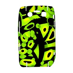 Green neon abstraction Bold 9700