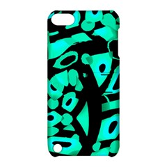 Cyan design Apple iPod Touch 5 Hardshell Case with Stand