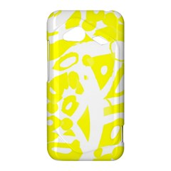 yellow sunny design HTC Droid Incredible 4G LTE Hardshell Case