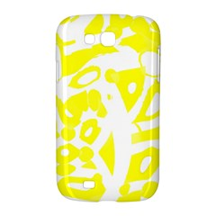 yellow sunny design Samsung Galaxy Grand GT-I9128 Hardshell Case