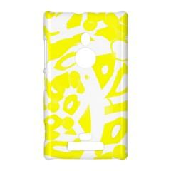 yellow sunny design Nokia Lumia 925