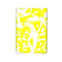 yellow sunny design iPad Mini 2 Hardshell Cases