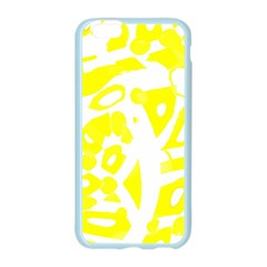 yellow sunny design Apple Seamless iPhone 6/6S Case (Color)