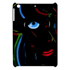 Black magic woman Apple iPad Mini Hardshell Case