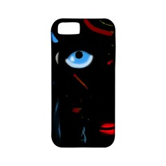 Black Magic Woman Apple Iphone 5 Classic Hardshell Case (pc+silicone)