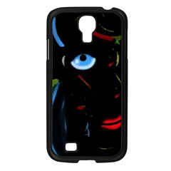 Black magic woman Samsung Galaxy S4 I9500/ I9505 Case (Black)